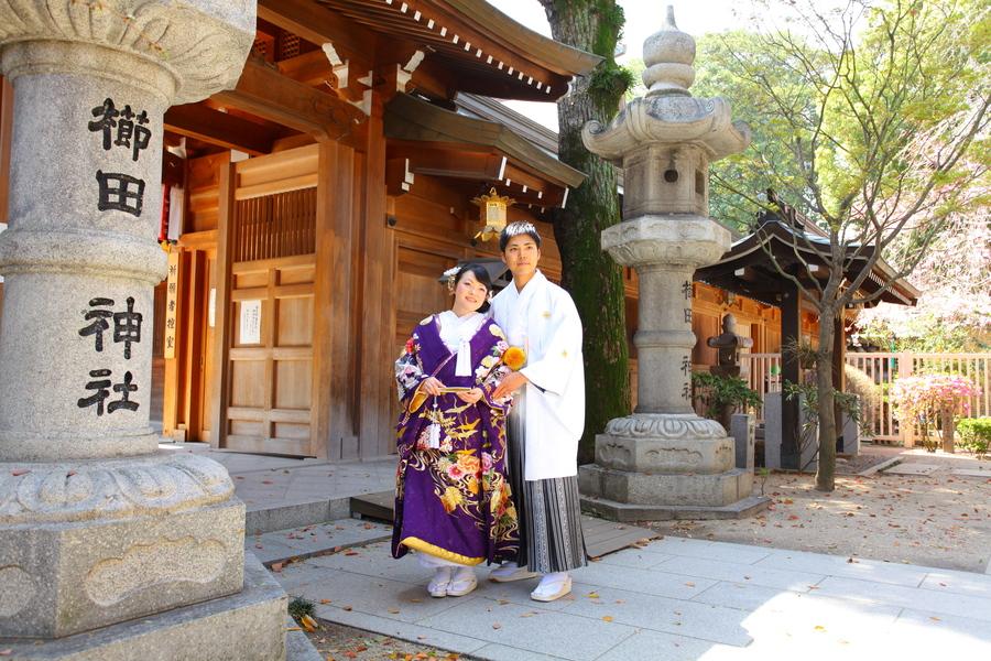 Fukuoka Kushida Shrine 1