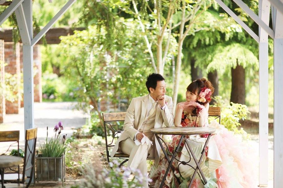 Rosa & Berry Tawada Prewedding 2